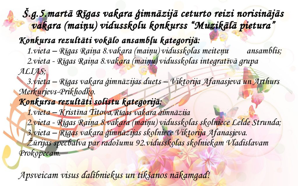 Pietur_rezultati