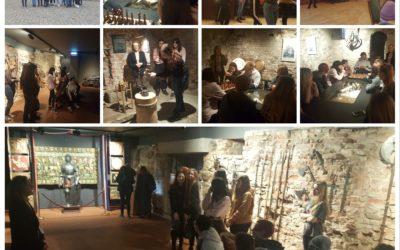 Ekskursija uz Melngalvju namu