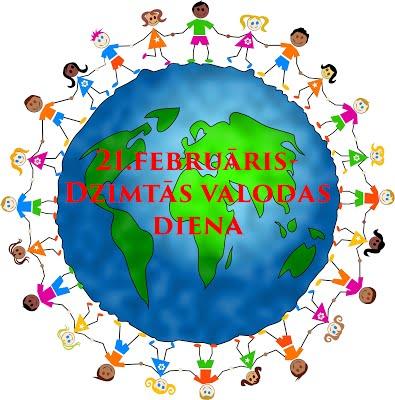 Valsts prezidenta Egila Levita videouzruna Starptautiskajā dzimtās valodas dienā